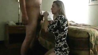 Brazilian Guy Porks Blondie Hooker Bareback