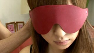Buxom Japan Chick In Wonderful Underwear Yuu Mizuki Will Get Eye Folded And Taunted