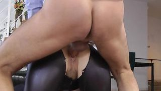 Brit Mature Torn Up