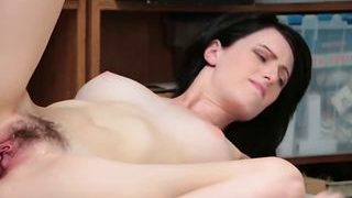 Huge-chested Darkish Hair Alex Harper Stealing Missionary