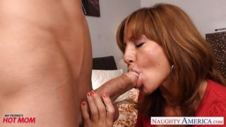 Buxom Mother Tara Vacation Munch A Ginormous Fuck-stick