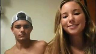 Steamy Duo On Cam